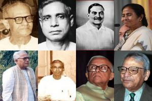 List of Chief Ministers of West Bengal